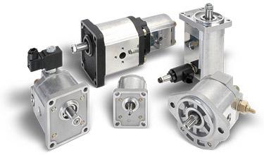 Casappa hydraulic pumps, hydraulic motors by Casappa